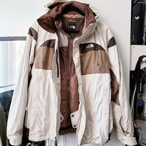 The North Face | 2 in 1 Climate Jacket (XL)